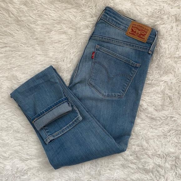 Women's Levi's 311 shaping skinny jeans 28